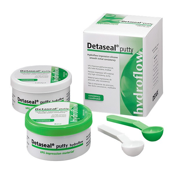Оттискный материал Detaseal putty, 2х250 мл