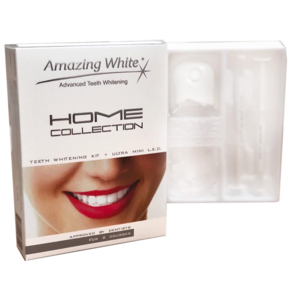 Набор для домашнего отбеливания Amazing White Home Collection