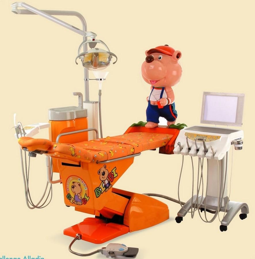 Стоматологическая установка Hallim Arte детская, н/п
